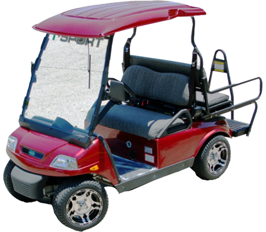 acg campground golf car