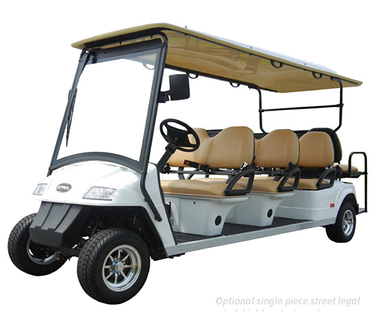 star ev campground golf car